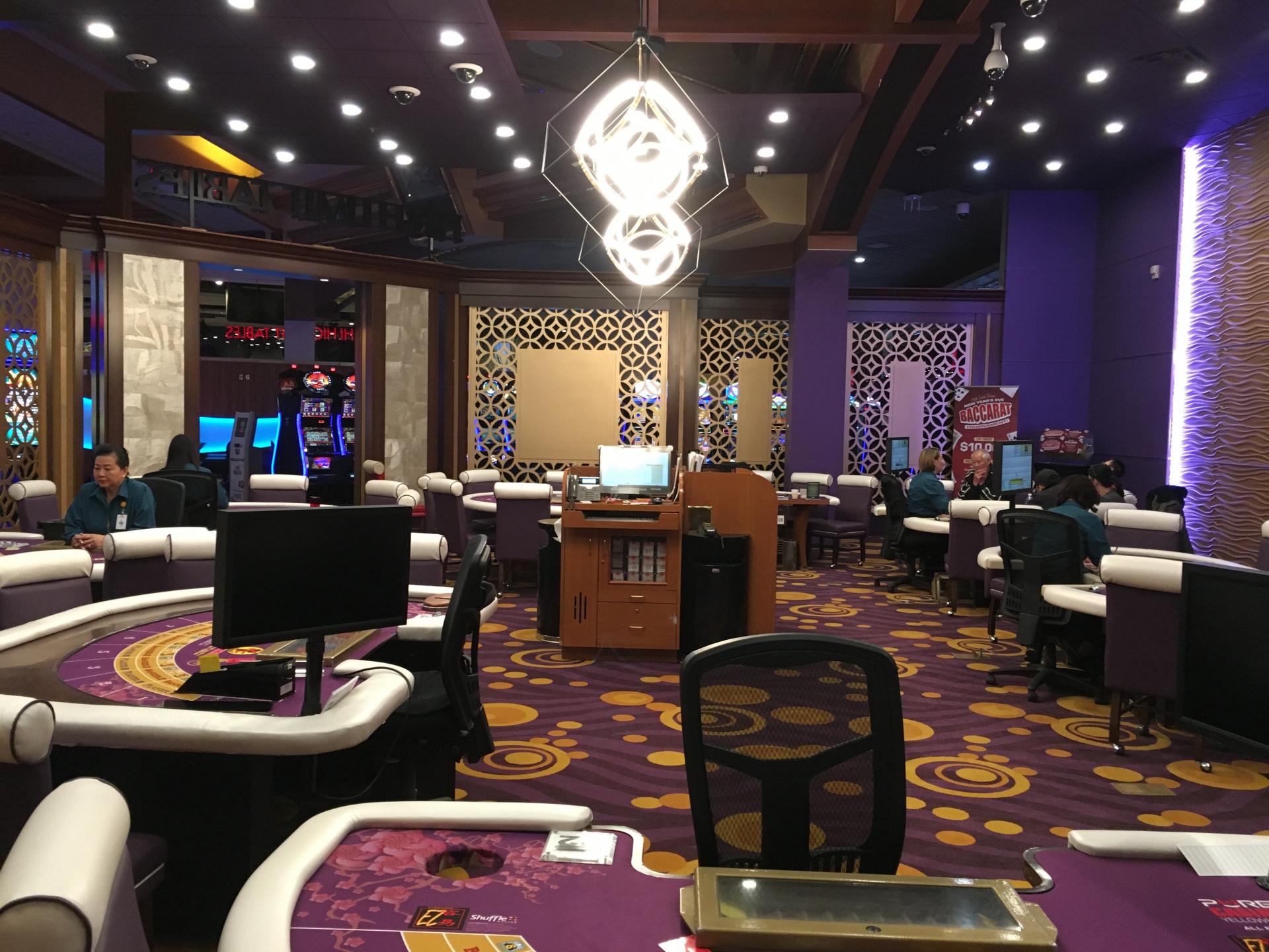 Yellowhead Casino Poker