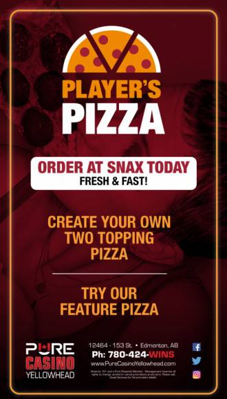 Player's Pizza